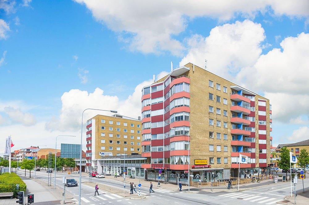 Corfitz-beck-friisgatan Trelleborg - Nilpat AB