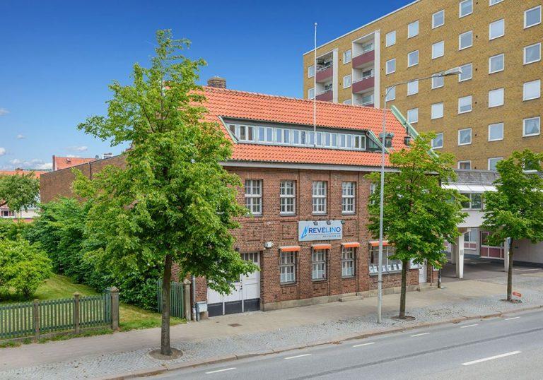 MMB Redovisning & Skattekonsult flyttar in - 2019-10-01