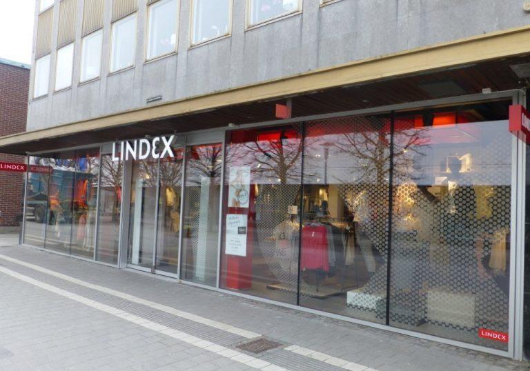 Ledig - på Lindex är ny hyresgäst