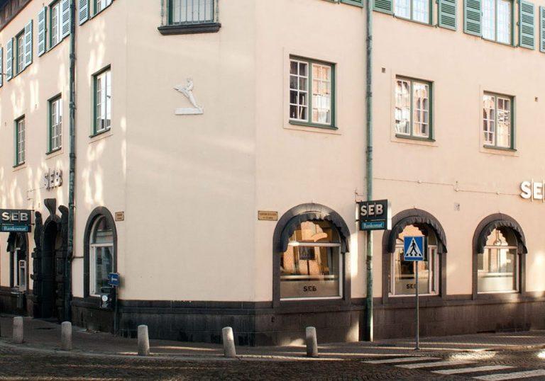 Ledig - kontorslokal på Östergatan 2 (SEB-huset)