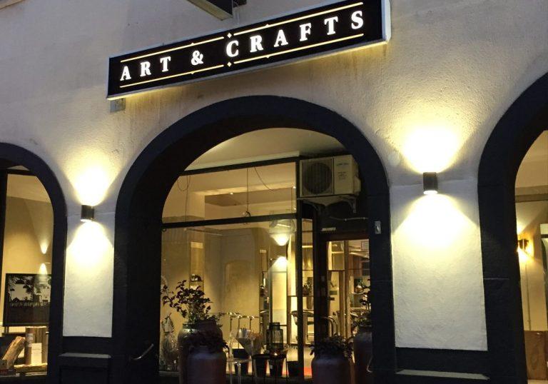 Ledig - på Barber Art & Crafts flyttar in i ombyggda lokaler i SEB-huset